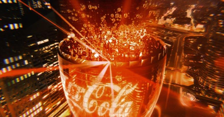 """Coca Cola """"Shuang"""""""